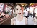 冯提莫翻唱王心凌《月光》 @上海豫园城隍庙 Moonlight Feng timo Edition
