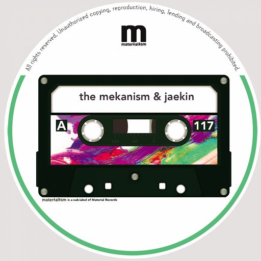 The Mekanism альбом BEFORE EP