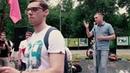 2 Митинг против пенсионной реформы, Пенза. Арест Владимира Речкалова