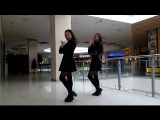 Red Velvet - Peek a boo dance cover by lee.so_mi & park_jihee