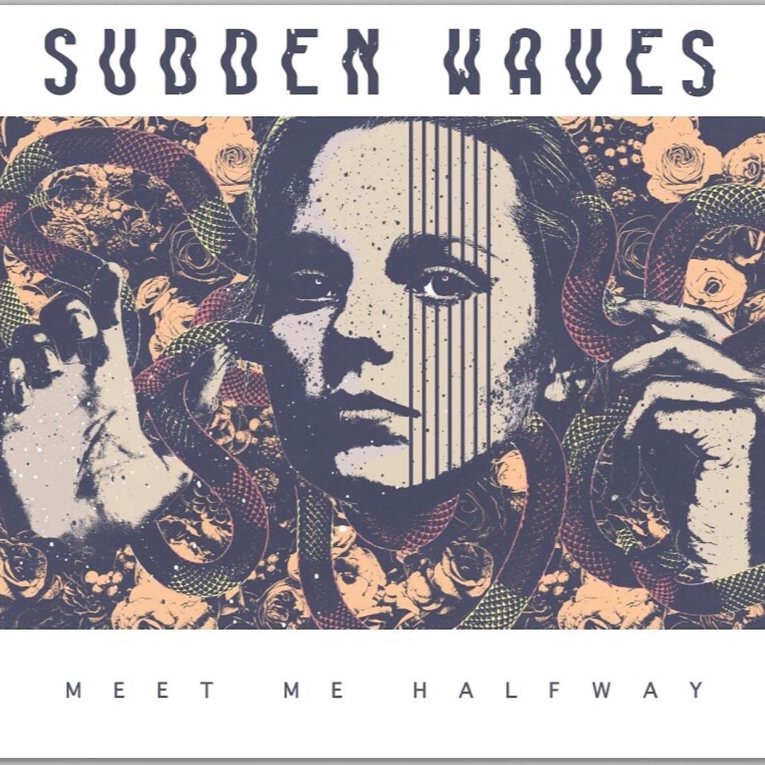 Sudden Waves - Meet Me Halfway [EP] (2018)