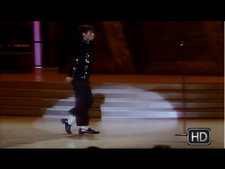 Michael Jackson Billie Jean - лунная походка HD720p