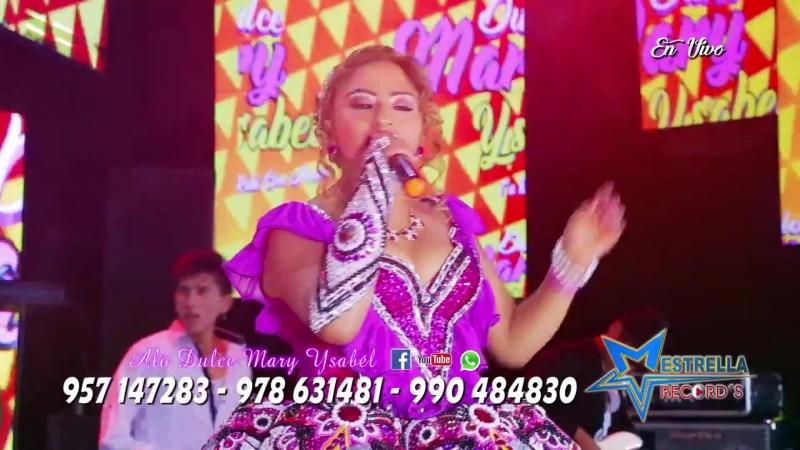 Dulce Mary Ysabel Te amo 2018 Jhazmin Producciones