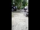 Водоканал в Саратове устроил потоп