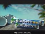 Реклама 90-х. Баунти.