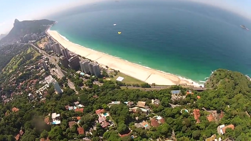 BEST OF F A S T Wingsuit and Base Jumping ⁄ Brazil GOPRO