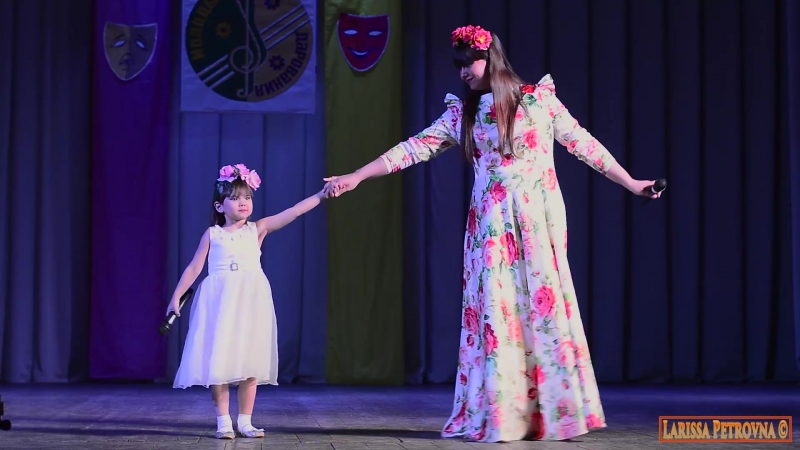 Мама я тебя люблю - Эльмира и Екатерина Насыровы
