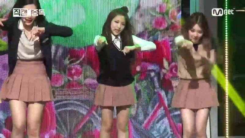 150910 Red Velvet – Huff'n'Puff (Yeri Focus) @ M! Countdown MPD Fancam