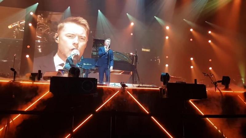Ronan Keating Havasi Balázs - Father and Son (Live)