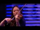 Min Kym speelt prachtig op haar viool! - RTL LATE NIGHT