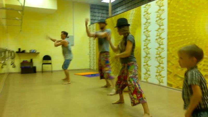 Танцуем с мужем Тренер Андрей Тунеков Дамские угодники elvis 23