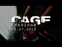 Cage - Sessions 22.07.2018 (Dubstep)