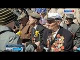 Военные песни вместе с участниками парада пели все жители Козьмодемьянска - Вести Марий Эл