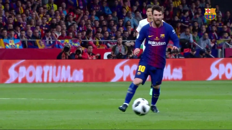 Los mejores goles del FC Barcelona en abril 2018 Liga 2017/2018
