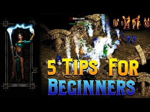 Diablo 2 - 5 Sorceress Tips