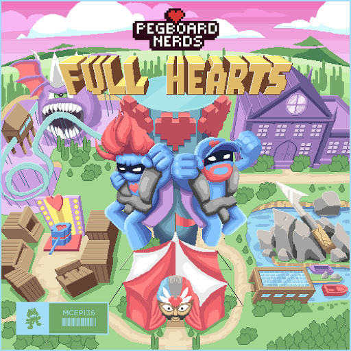 Pegboard Nerds альбом Full Hearts EP