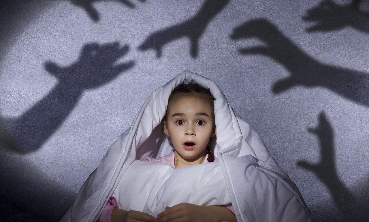 Добрым, картинки страшилки для детей