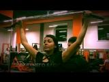 Тренировка мышц спины для девушек