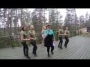 Аверина Катя - Курю и подтанцовка импровиз