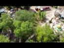 Волжский Парк ВГС с высоты 11 июня 2018