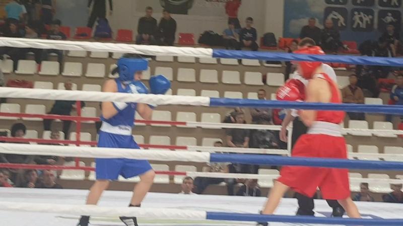 Первенство СФО по боксу г Омск 2 ой день
