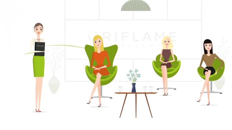 Зарабатывай с Oriflame_ Уровень Директор