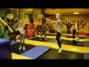 Неверлэнд на батутах. Выпускной детской группы по акробатики и воздушной гимнастике.