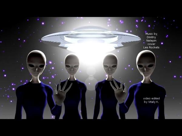 Dmitriy Nelepin - Imagine E.S.P. ( Les Rockets cover ) - v. 2