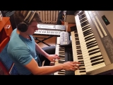 DC - Fly into the space _ SPACESYNTH 2017 LIVE with classic synths