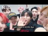 [VK][23.03.2018][KCON 2018 JAPAN] INVITATION from #MONSTAX Are you ready