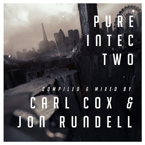 Альбом Carl Cox Pure Intec 2 Mixed by Carl Cox & Jon Rundell