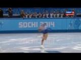 Даже Путин встал!15 летняя девочка рвёт стадион!Сочи2014