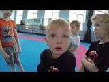 день 4 часть 1 тренировка дети 3 5 лет экзамен на пояс дети 6 8 и 9 12 лет