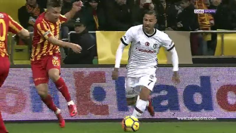 SL 2017 18 Kayserispor 1 1 Beşiktaş