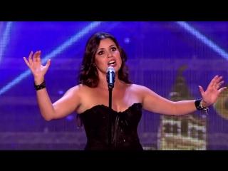 Opera singer SURPRISES Judges