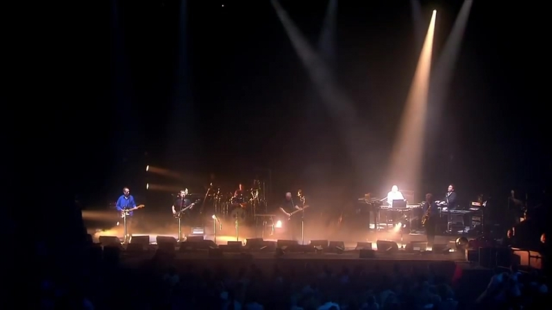 DAVID GILMOUR - Wearing the Inside Out (RICHARD WRIGHT on vocals (R.I.P.), Royal Albert Hall,2006)