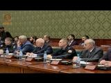 Сегодня в Грозном прошло первое заседание оргкомитета по подготовке к пребыванию в нашей республике команды-участницы  ЧМ2018.
