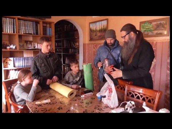 В северное село Усть-Каренга Нерчинской епархии отправилась православная экспедиция