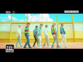 280318 dna played at the portuguese national tv sic.