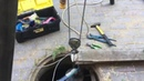 Замена старого скважинного насоса Луховицы