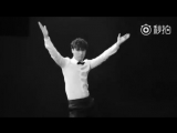 180803 EXO Lay Yixing @ The Island Weibo Update: The Best Stage MV Behind the Scene