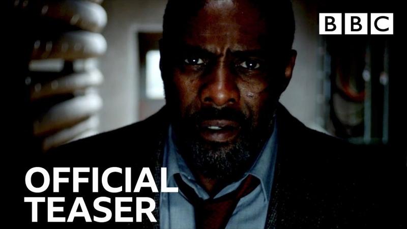 LUTHER Season 5 Teaser Trailer [HD] Idris Elba, BBC