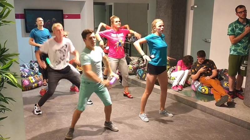 Jamiroquai AUTOMATON Just Dance 2018 StrelkaHall
