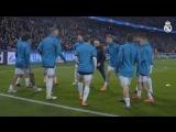 ПСЖ - Реал Мадрид 1:2 | За кадром
