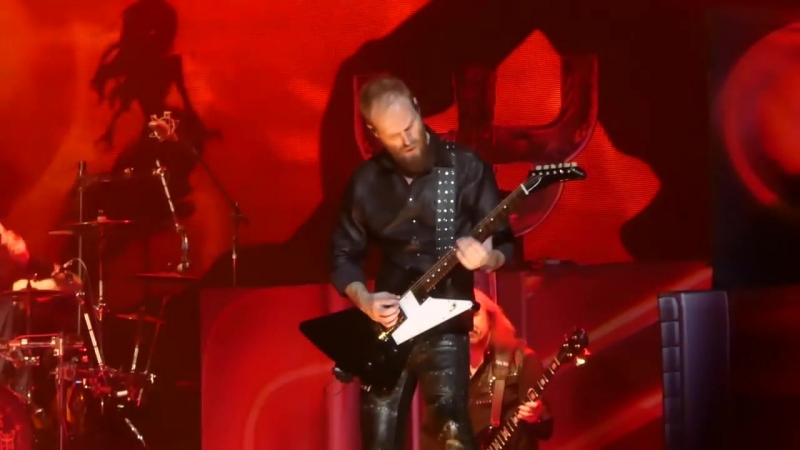 Saints in Hell (1st Time Live) Judas Priest@Mohegan Sun Arena Wilkes-Barre, PA 3-13-18