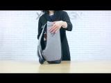Рюкзак Gearmax Bobby XD Design Городской рюкзак для ноутбука с USB-зарядкой и защитой от карманников
