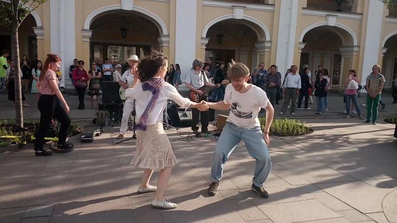 Форест Гамп, Лёня и Ира, Невский проспект 22.05.18