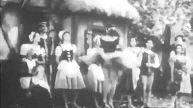 проект Твои Герои славный Дон балерина Ольга Спесивцева