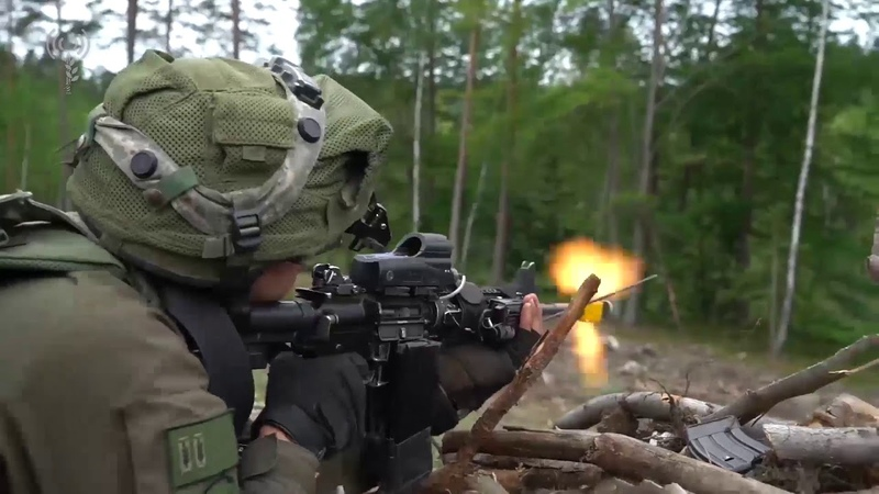 IDF Paratroopers in Poland