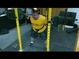 Влад Алхазов - присед 440 кг на 2